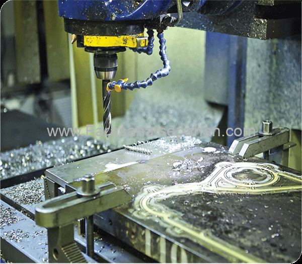 تولید کننده قطعات لاستیک و پلاستیک صنعتی نفت ، گاز و صنایع پتروشیمی